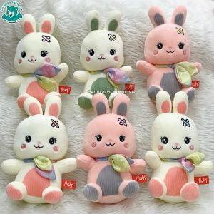 Thỏ Nơ Bông Nhỏ
