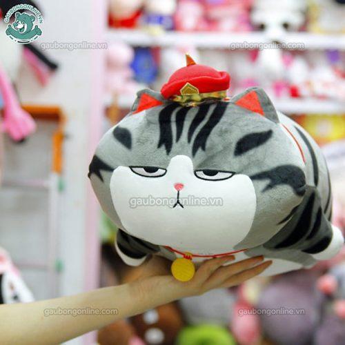 Gối Chăn Mền Mèo Hoàng Thường Nằm