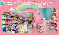 Shop Gấu Bông Online ở HN
