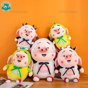 Lợn Bông Ticktok Cosplay