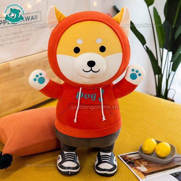 Chó Bông Shiba Hiphop