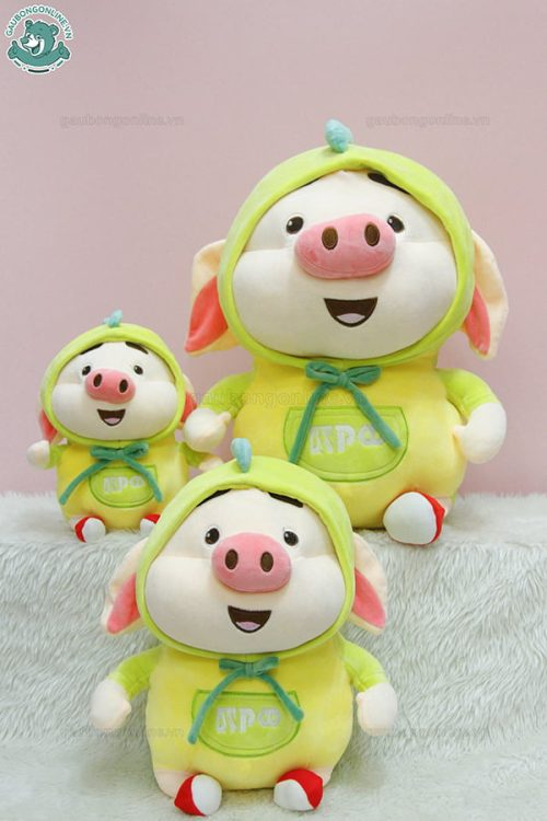 Lợn Bông Tik Tok Cosplay