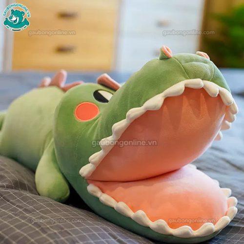Cá Sấu Bông Mắt Liếc
