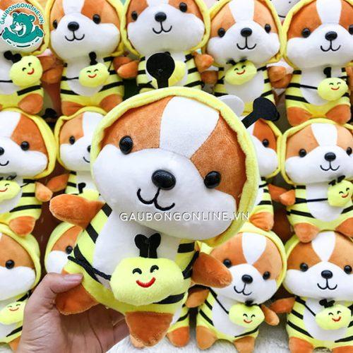 Gấu Nhỏ Shiba Đội Lốt