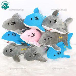 Cá Mập Mềm Bông Nhỏ