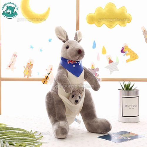 Chuột Túi Kangaroo Bông