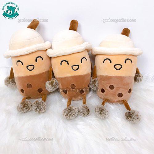 Gấu Bông Trà Sữa Tay Chân Nhỏ