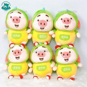 Lợn Bông Tik Tok Cosplay Nhỏ