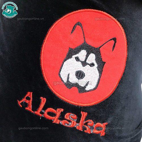 Chó Alaska Áo Nỉ Bông