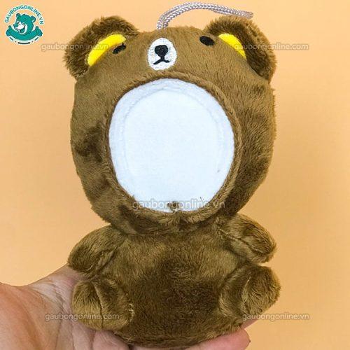 Gấu Bông In Ảnh