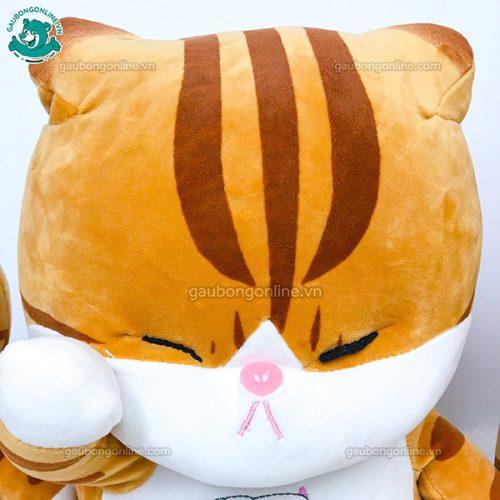Mèo Bông Nhật Che Mắt