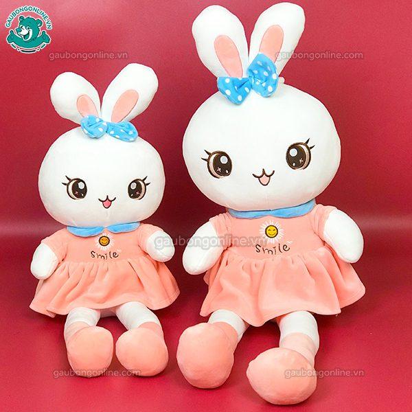 Thỏ Bông Váy Smile