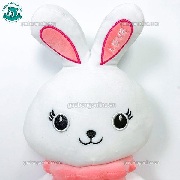 Gối Ôm Thỏ Bông Warm