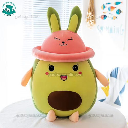 Bơ Bông Mũ Thỏ