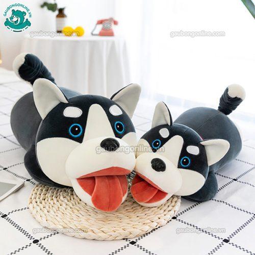 Chó Mông Tim Lè Lưỡi