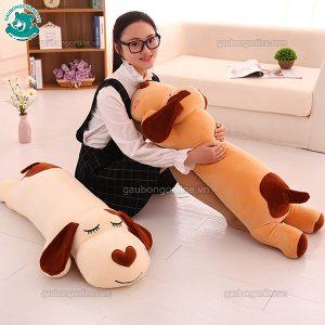 Chó Bông Mũi Tim(Big Size)
