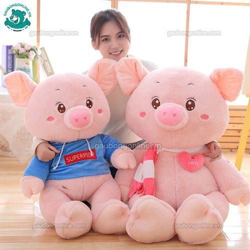 Lợn Bông Chân Dài(Big Size)