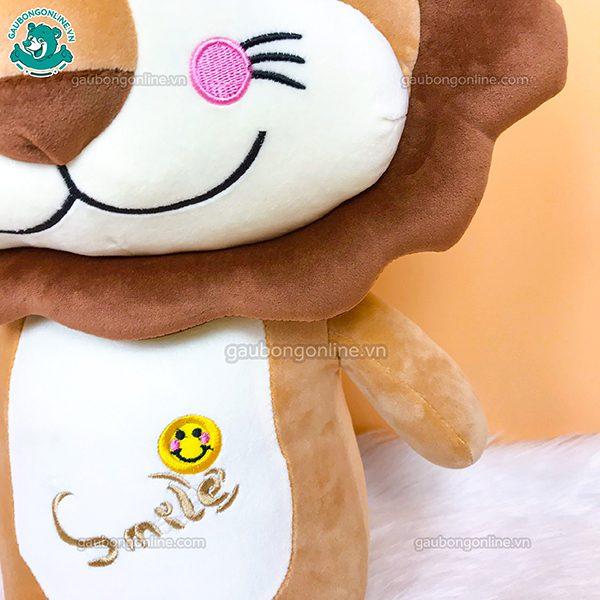 Sư Tử Smile Bông