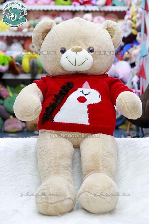 Gấu Bông Teddy Áo Kì Lân
