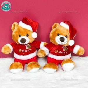 Gấu Mũ Noel