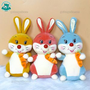 Thỏ Cà Rốt Bông Nhỏ