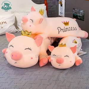 Heo Bông Nằm Princess
