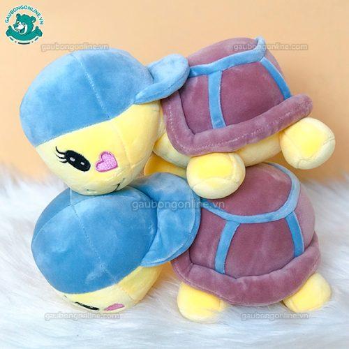 Gấu Nhỏ Rùa Bông