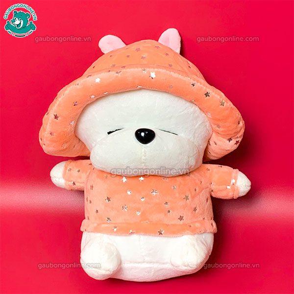 Gấu Nhỏ Mashimaro Nhũ