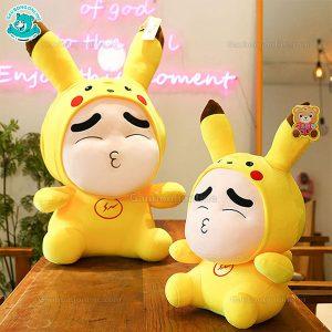 Shin Cosplay Pikachu
