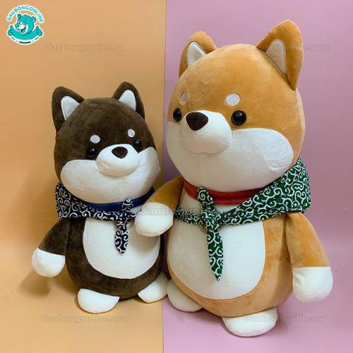 Chó Nhật Bông Đeo TúiChó