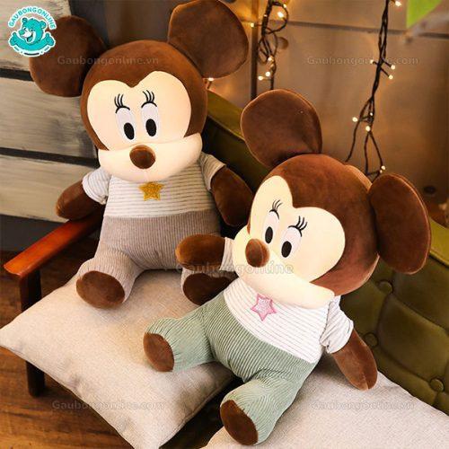 Chuột Bông Micky Ngôi Sao