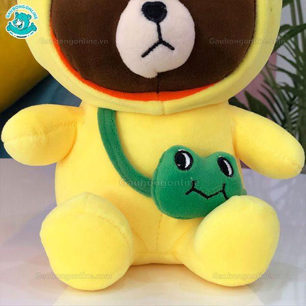Gấu Nhỏ Brown Cony Cosplay