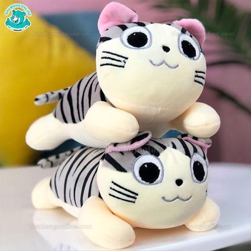 Gấu Nhỏ Mèo Chii Nằm