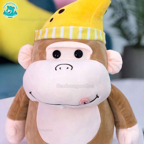 Khỉ Bông Mũ Chuối