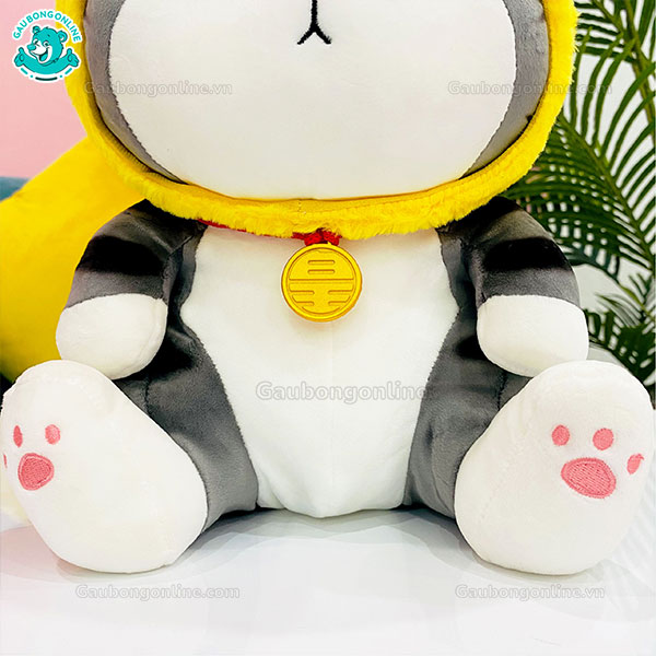 Mèo Hoàng Thượng Bông Cosplay