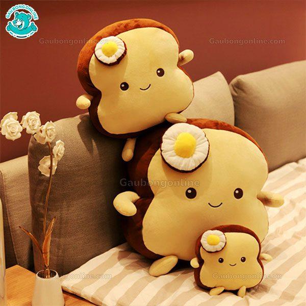Bánh Mì Trứng Bông