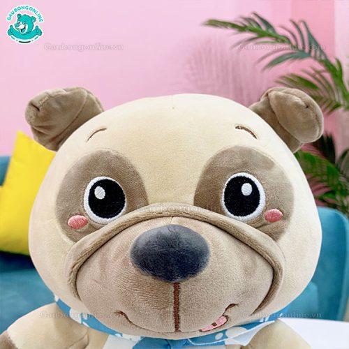 Chó Bông Đi Bụi