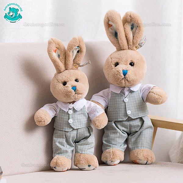 Thỏ Caro Bông Đôi