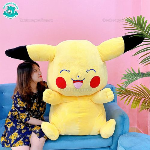 Gấu Bông Pikachu Đại (Big Size)