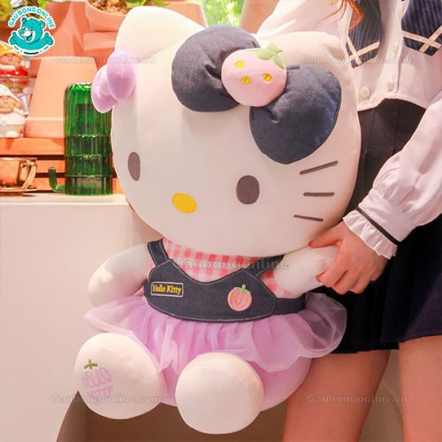 Gấu Bông Kitty Caro Đôi